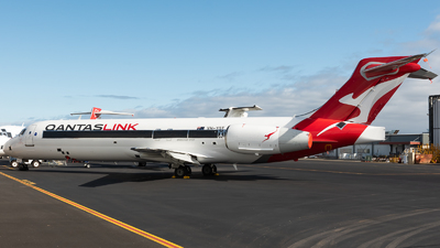 VH-YQT - Boeing 717-2BL - QantasLink (National Jet Systems)