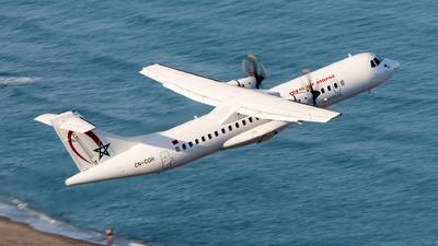 CN-COH - ATR 72-212A(600) - Royal Air Maroc Express