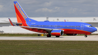 N259WN - Boeing 737-7H4 - Southwest Airlines