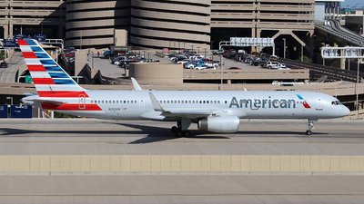 N202UW - Boeing 757-2B7 - American Airlines