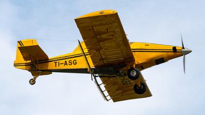 TI-ASG - Ayres S2R-T34 Thrush - Aerofumigacion y Comercialisacion Agricola (AFCA)