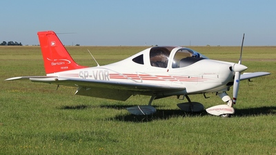 SP-VOR - Tecnam P2002JF Sierra - Bartolini Air