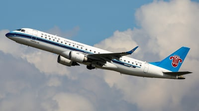 B-3139 - Embraer 190-100LR - China Southern Airlines