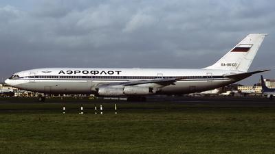 RA-86103 - Ilyushin IL-86 - Aeroflot