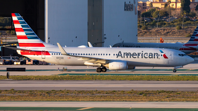 A picture of N955NN - Boeing 737823 - American Airlines - © Eric Esots
