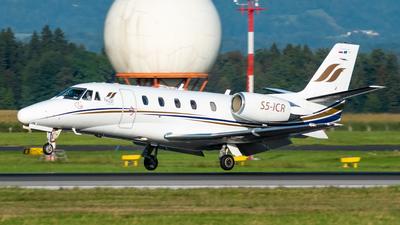 A picture of S5ICR - Cessna 560XL Citation Excel - [5605236] - © Alan Ruzic