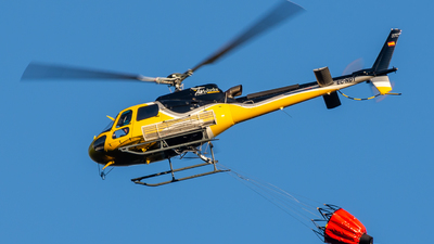 EC-NDT - Eurocopter AS 350B3 Ecureuil - Airworks Helicopters