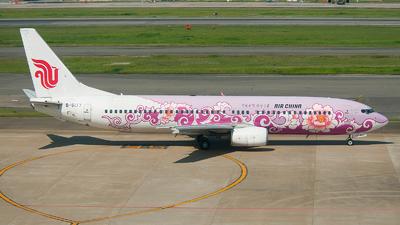 B-5177 - Boeing 737-86N - Air China