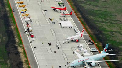 CYYC - Airport - Runway