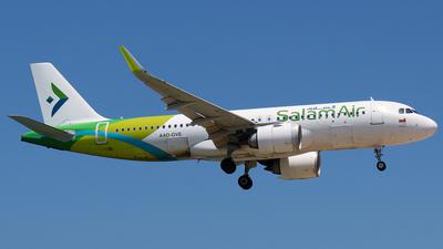 A4O-OVE - Airbus A320-251N - SalamAir