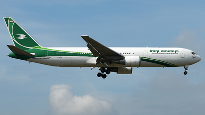 YI-AQM - Boeing 767-3P6(ER) - Iraqi Airways