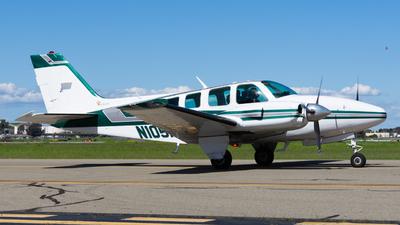 N105RK - Beechcraft 58TC Baron - Private