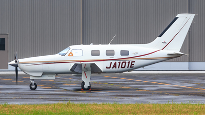JA101E - Piper PA-46-350P Malibu Mirage - Private