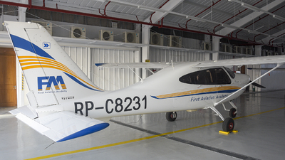 RP-C8231 - Tecnam P2010 - First Aviation Academy
