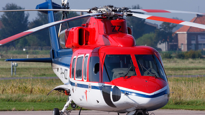 PH-NZZ - Sikorsky S-76B - CHC Helicopters