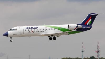 HA-LND - Bombardier CRJ-200ER - Malév Express