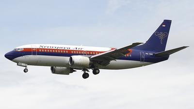 PK-CKK - Boeing 737-3L9 - Sriwijaya Air