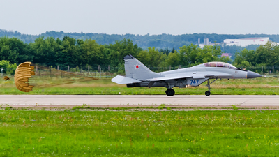 747 - Mikoyan-Gurevich MiG-29M2 Fulcrum - Russia - Air Force