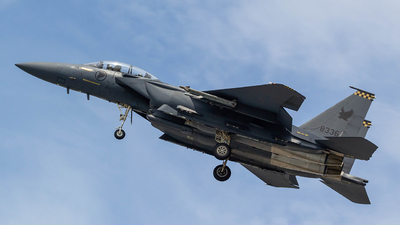 8336 - Boeing F-15SG Strike Eagle - Singapore - Air Force