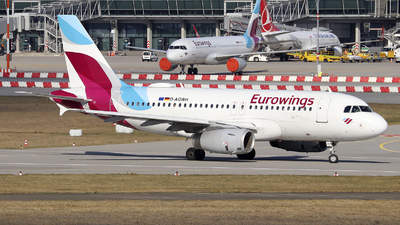 A picture of DAGWH - Airbus A319132 - Eurowings - © Johannes Reichert