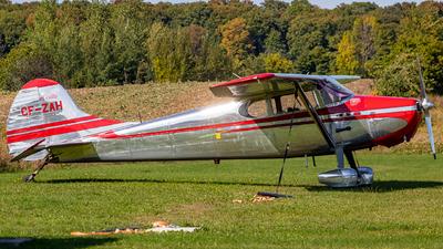 CF-ZAH - Cessna 170A - Private