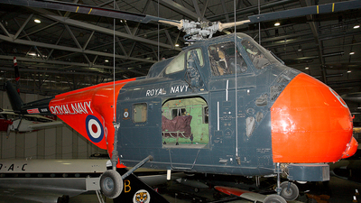 XK936 - Westland Whirlwind HAS.7 - United Kingdom - Royal Navy