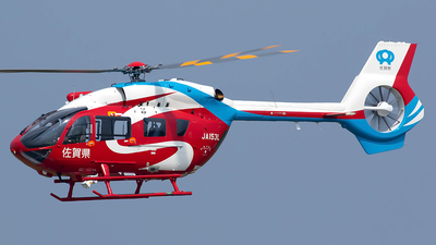 JA153L - Airbus Helicopters H145 - Japan - Saga Prefecture