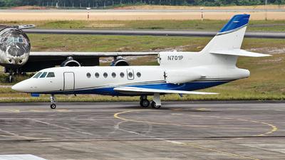 N701P - Dassault Falcon 50EX - Private