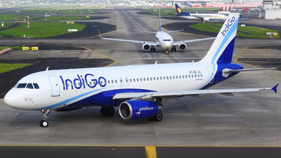 VT-IDL - Airbus A320-232 - IndiGo Airlines