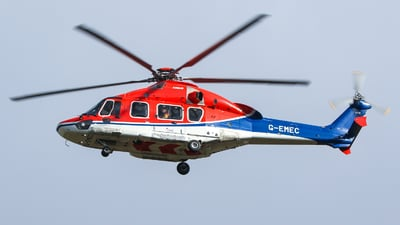 A picture of GEMEC - Airbus Helicopters H175 - CHC Helikopter Service - © Johannes Wirl