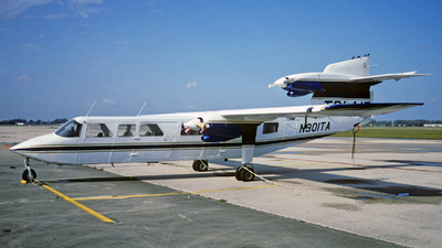 N901TA - Britten-Norman BN-2A Mk.III Trislander - Flight Options