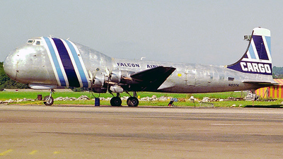 N83FA - Aviation Traders ATL-98 Carvair - Falcon Cargo