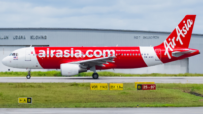 A picture of 9MAQS - Airbus A320216 - AirAsia - © Nigel Shim