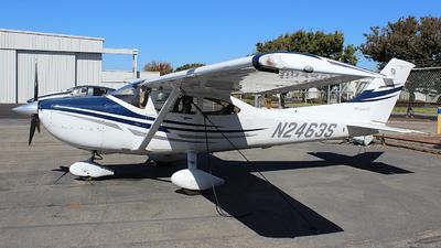 N2463S - Cessna 182T Skylane - Private