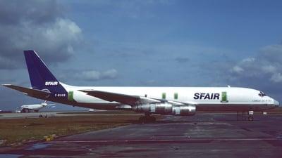 F-BUOR - Douglas DC-8-55(F) - SFAIR