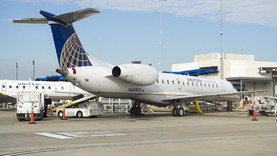 N48901 - Embraer ERJ-145LR - United Express (ExpressJet Airlines)