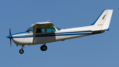 N54589 - Cessna 172P Skyhawk - Private