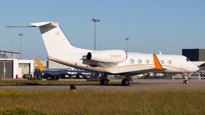 N888DC - Gulfstream G450 - Private