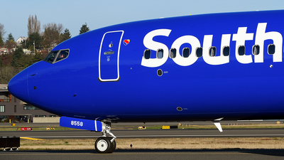N8558Z - Boeing 737-8H4 - Southwest Airlines