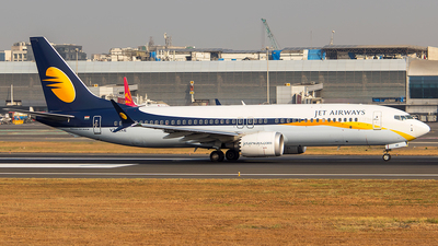 VT-JXE - Boeing 737-8 MAX - Jet Airways