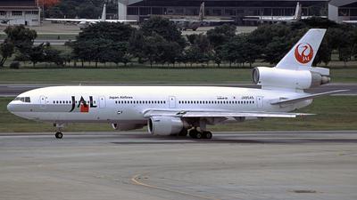JA8545 - McDonnell Douglas DC-10-40 - Japan Airlines (JAL)