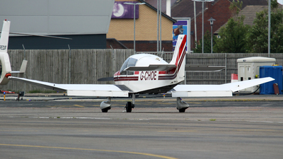G-CHOE - Robin DR400/140B Major - Private