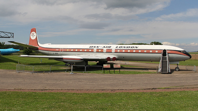 G-BDIX - De Havilland DH-106 Comet 4C - Dan-Air London