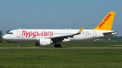 TC-NBF - Airbus A320-251N - Pegasus Airlines
