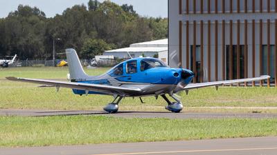 VH-CWG - Cirrus SR22T-GTS G6 Carbon - Private