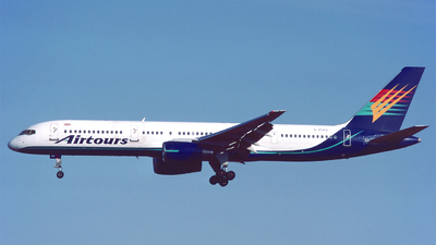 G-PIDS - Boeing 757-225 - Airtours International Airways