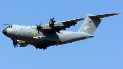 17-0078 - Airbus A400M - Turkey - Air Force