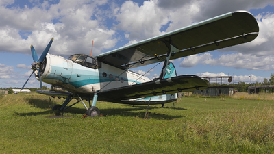 ES-BAH - PZL-Mielec An-2 - Private