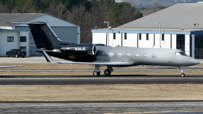 N36JE - Gulfstream G-IV - Private