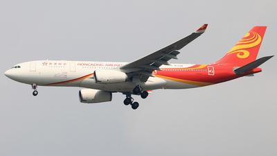 B-LHA - Airbus A330-243 - Hong Kong Airlines